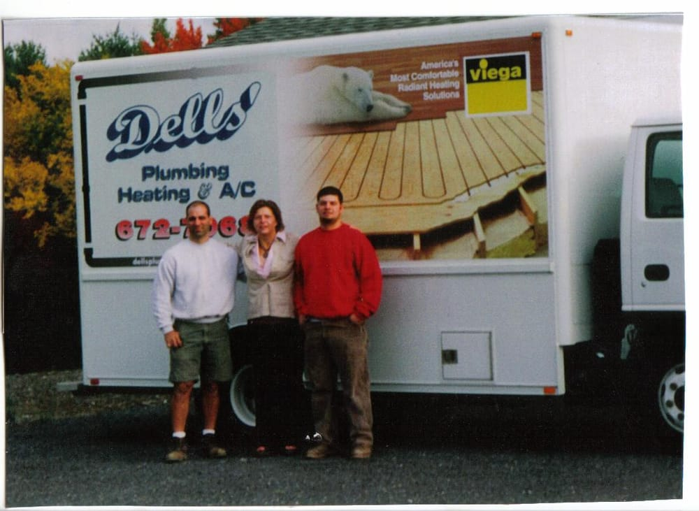 Dells' Plumbing Heating & AC: 1317 Rt 217, Ghent, NY