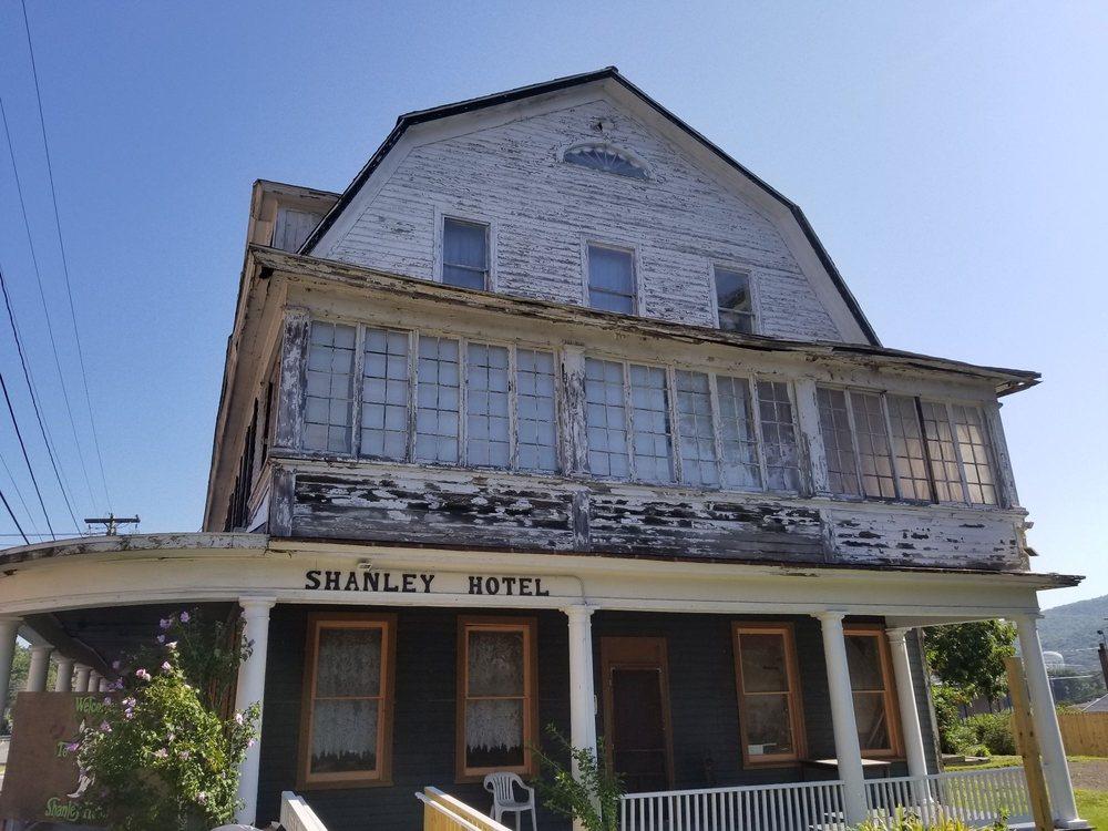 The Haunted Shanley Hotel: 56 Main St, Napanoch, NY