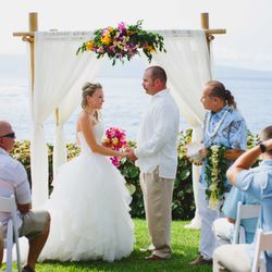 Photo Of Maui Weddings From The Heart Kihei Hi United States Kapalua