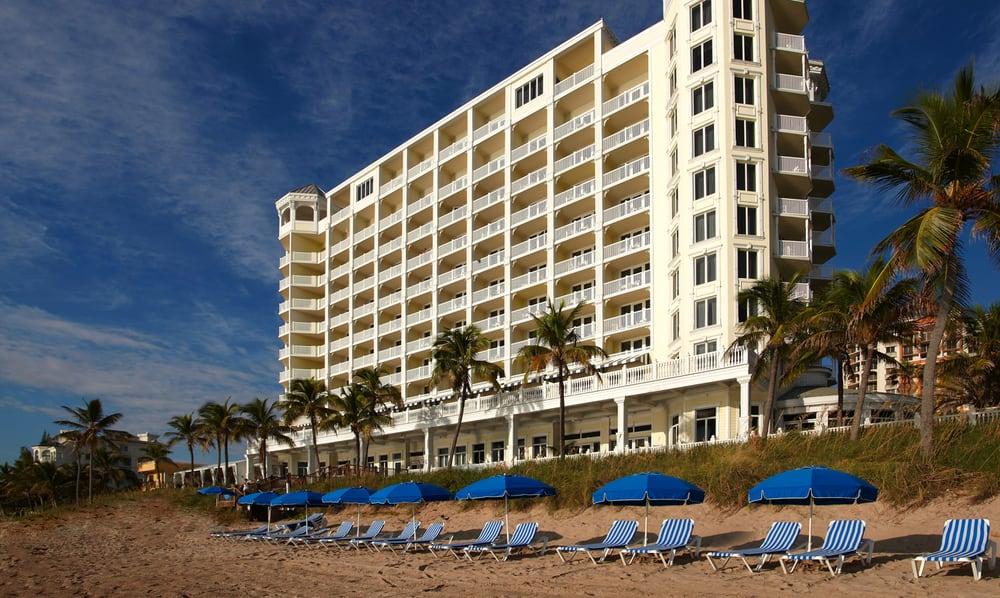 Pelican Grand Beach Resort: 2000 N Ocean Blvd, Fort Lauderdale, FL