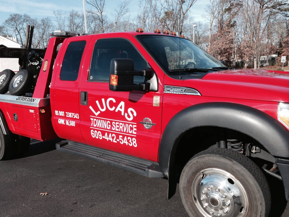 Towing business in Pleasantville, NJ