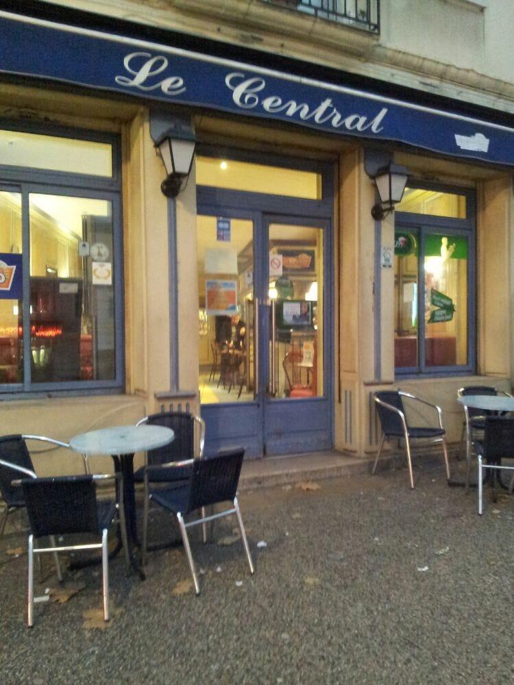 Bar le central fransk 2 24 rue de gen ve meximieux ain frankrig restaurantanmeldelser - Bar le central ...