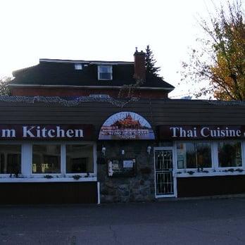 Siam Kitchen Ottawa Menu