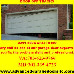Photo Of Advanced Garage Doors, LLC   Lorton, VA, United States. Door