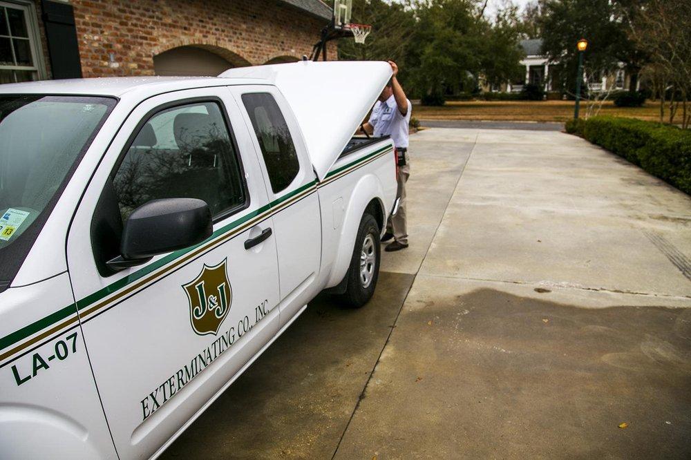 J&J Exterminating: 105 S College Dr, Lafayette, LA