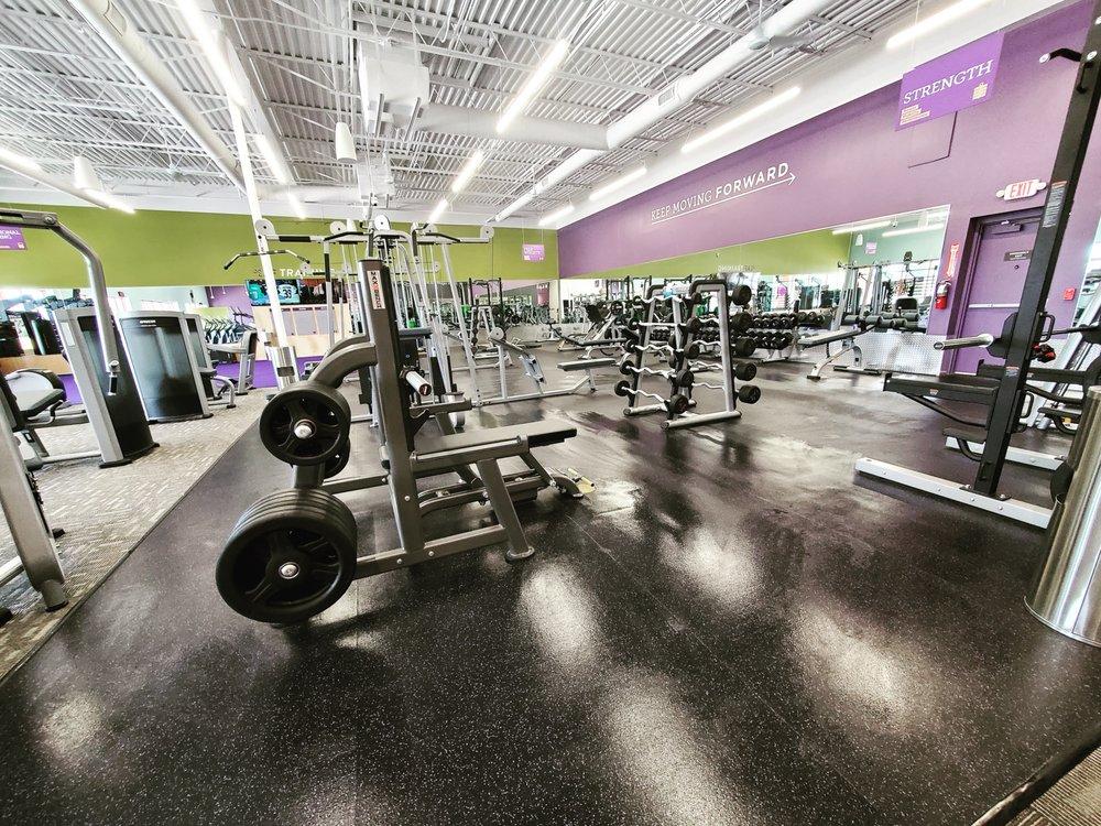 Anytime Fitness: 8309 Lockwood Ridge Rd, Sarasota, FL