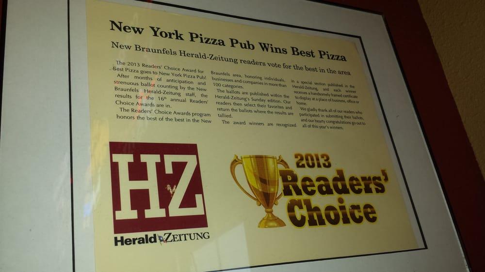 New York Pizza Pub - 71 Photos & 181 Reviews - Pizza - 2345