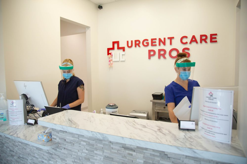 Urgent Care Pros: 5424 Woodruff Ave, Lakewood, CA