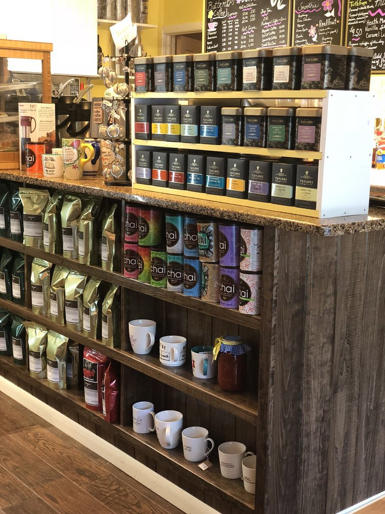 Buttercups Coffee: 7828 WI-42, Egg Harbor, WI