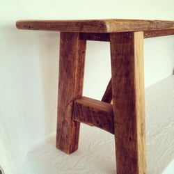 Photo Of Salt Wood   Mount Pleasant, SC, United States. Beautifully  Handcrafted Bench