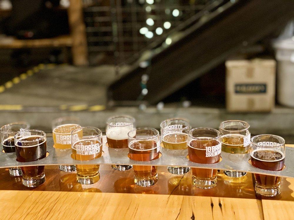 Social Spots from 10 Barrel Brewing Portland