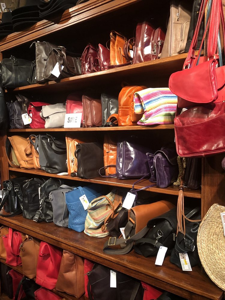 The Leather Bench: 34 Main St, Camden, ME