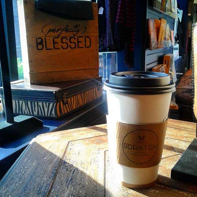 Scratch Cafe & Shop: 3901 Highway 121, Bedford, TX