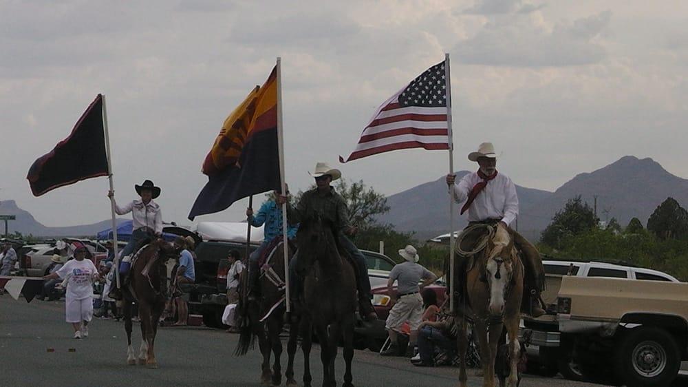 DD Gamble Guest Lodge and Ranch: 8374 E Rock Spring Rd, Portal, AZ