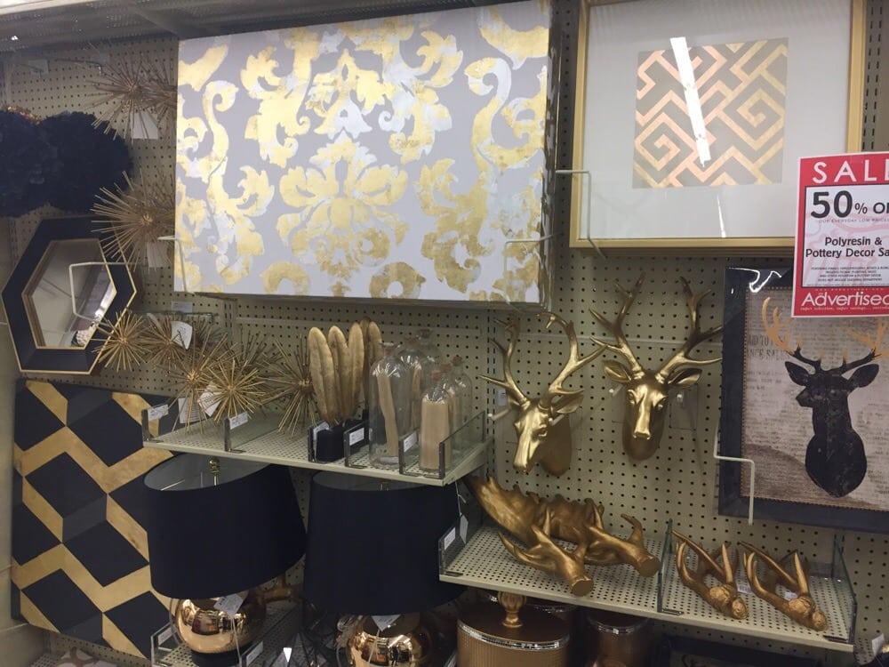 photo of hobby lobby peoria az united states black and gold decor - Hobby Lobby Decor