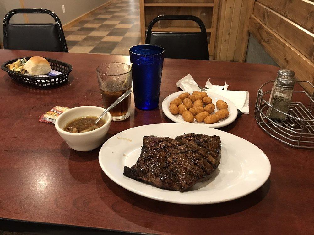 Burns' Grill & Doon Steakhouse: 222 Main St, Doon, IA