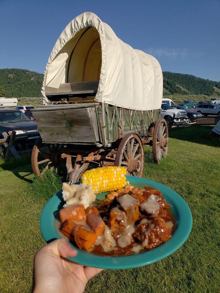 Dornan's Chuckwagon: 12170 Dornan Rd, Moose, WY