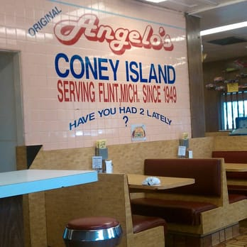 Angelo S Coney Island Flint Mi
