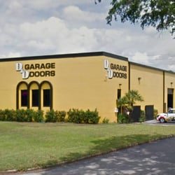 D d garage doors puertas de garaje 1723 premier row for Garage doors orlando fl