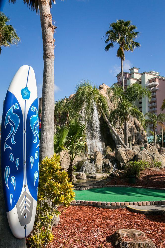 Hawaiian Rumble Adventure Golf: 13529 FL-535, Orlando, FL