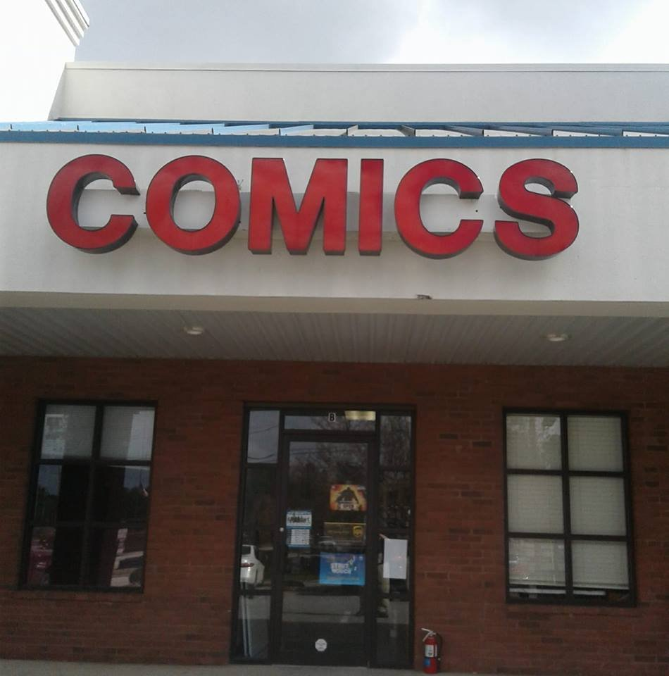 Columbus Comics: 6440 W Hamilton Pk Dr, Columbus, GA