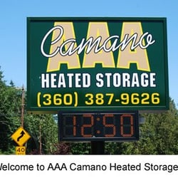 Superieur Photo Of AAA Camano Heated Storage   Camano Island, WA, United States. AAA