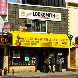 Billy's Locksmith & Security Service - 64 Reviews - Keys