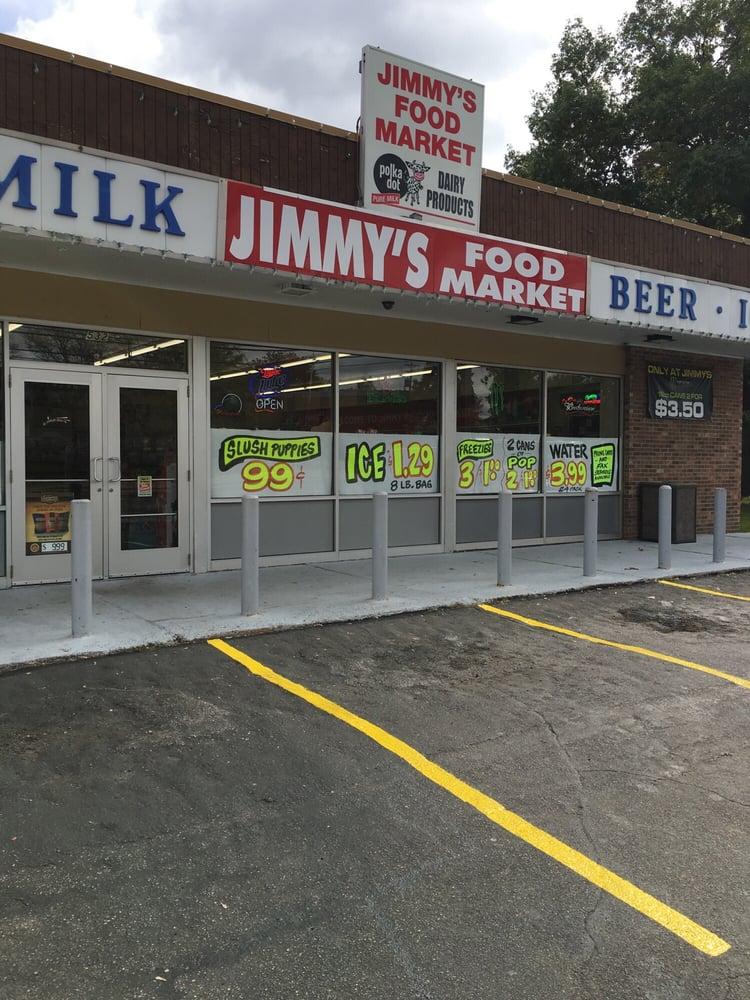 Jimmy's Food Market: 532 White Bear Ave N, Saint Paul, MN