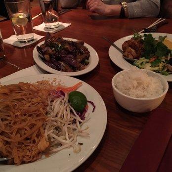 Photo Of Phoenix Asian Cuisine Greensboro Nc United States Pad Thai