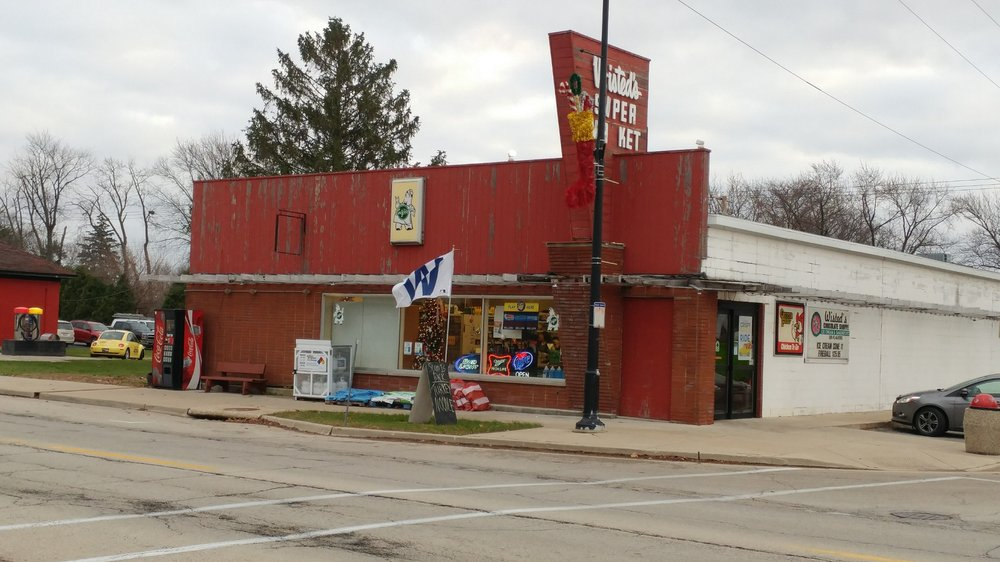 Wisted's Country Market: 102 S Nokomis, Shabbona, IL
