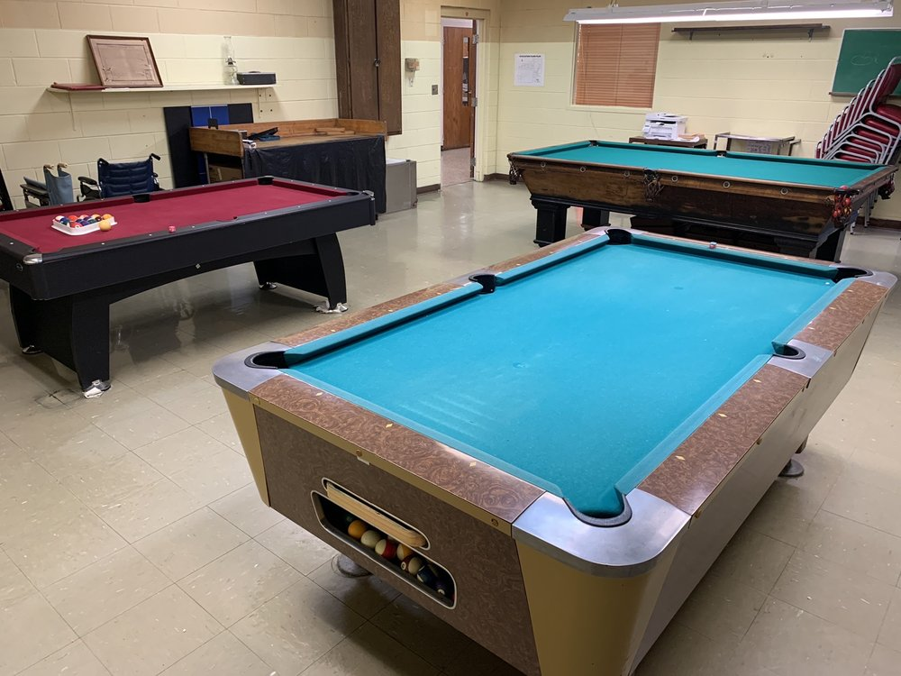 J.I. Stipe Recreation Center & Pool: 801 N 9th St, McAlester, OK