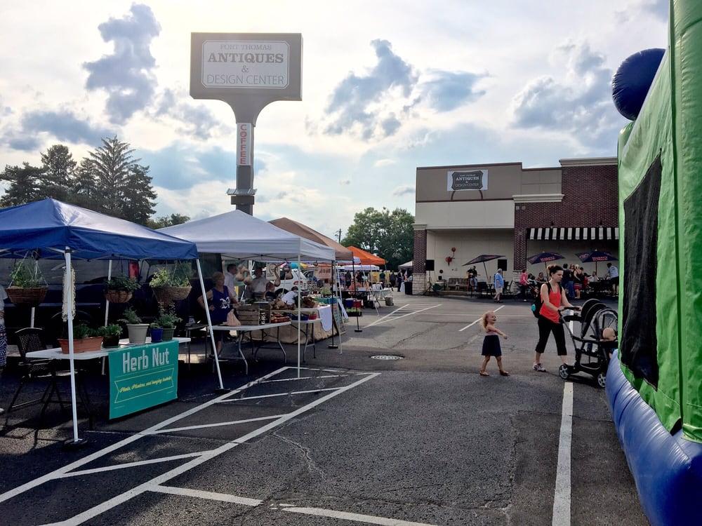Fort Thomas Farmers Market: 90 Alexandria Pike, Fort Thomas, KY