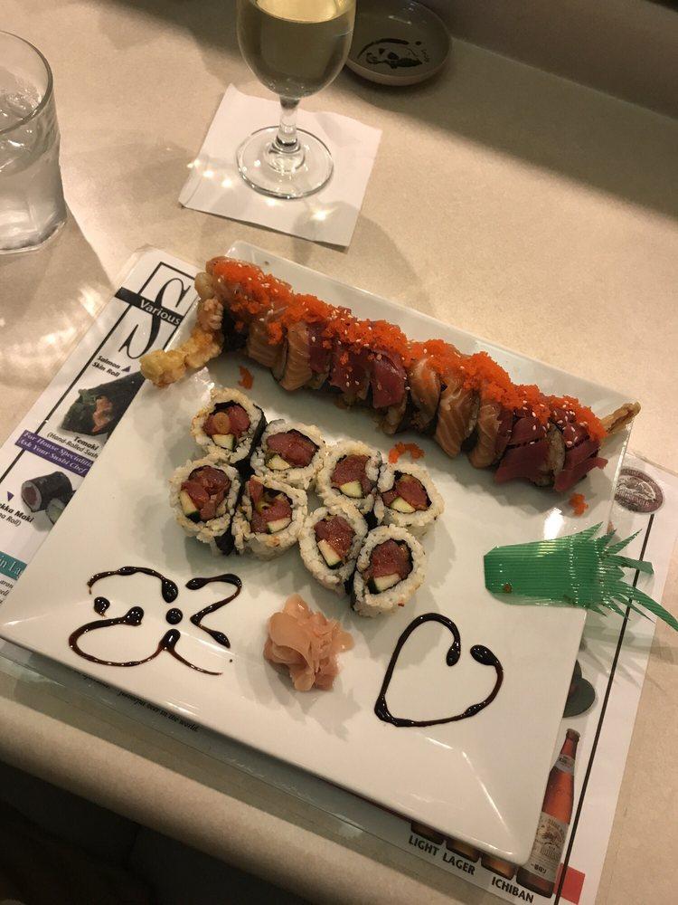 Matuba Japanese & Thai Restaurant: 2930 E McKinley Ave, South Bend, IN