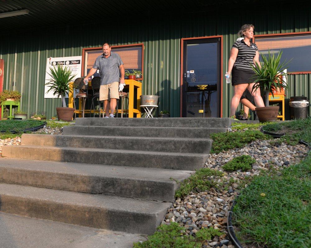 Social Spots from Alpine Target Golf Center