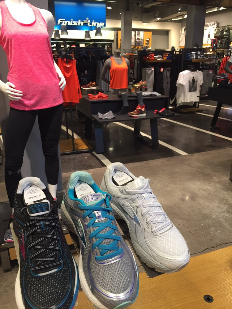 Finish Line: 27001 US Highway 19 N, Clearwater, FL