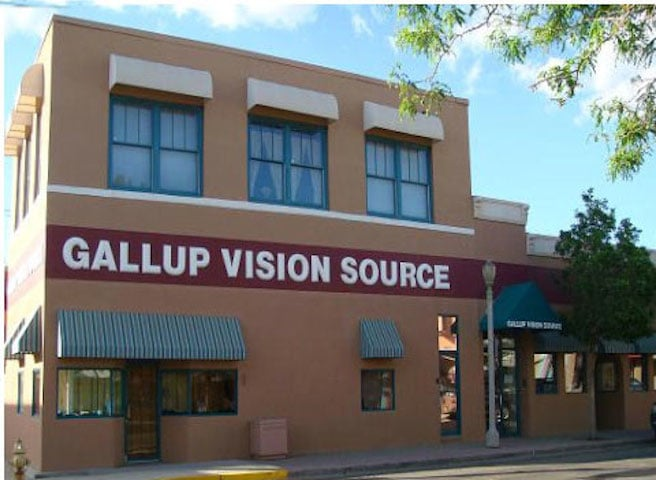 Gallup Vision Source: 124 W Coal Ave, Gallup, NM