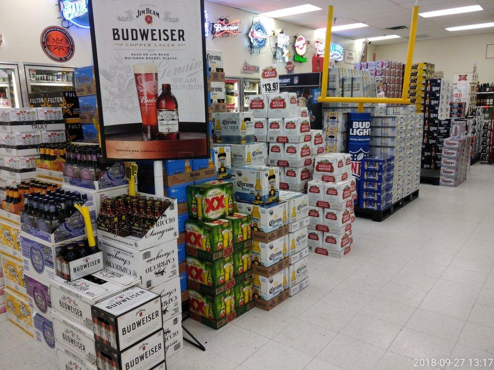 Mgm Liquor Warehouse: 1050 Highway 96 E, Saint Paul, MN