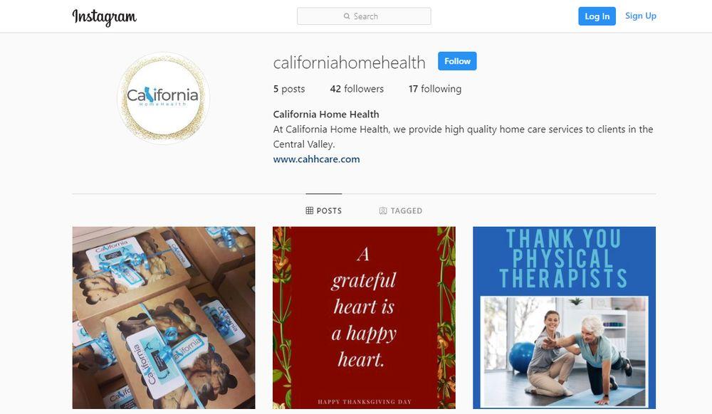 California Home Health