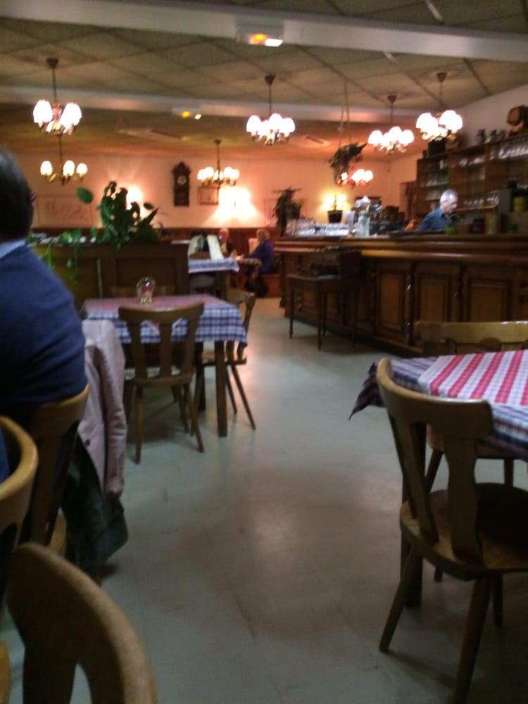 Restaurant la vigne alsatian 7 rue de fort louis - La cuisine de julie france 3 ...