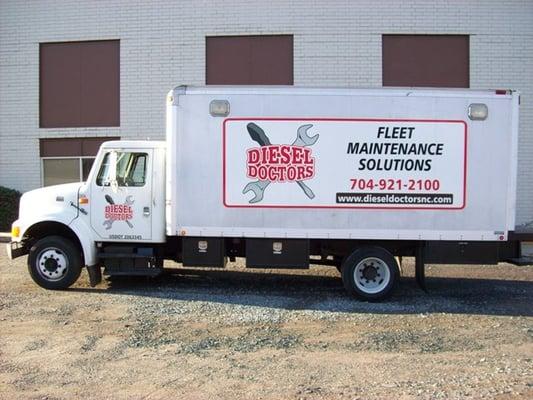 tractor trailer repair service