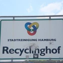 Recyclinghof Hamburg-Bergedorf Hamburg