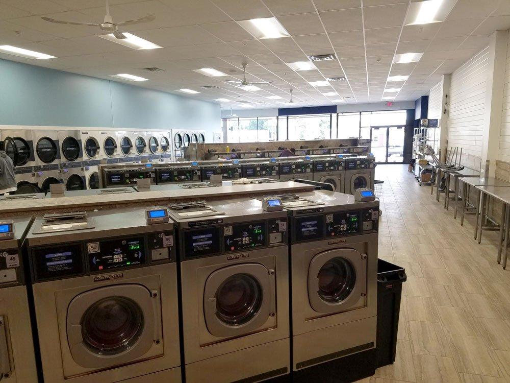 Wash World Laundry