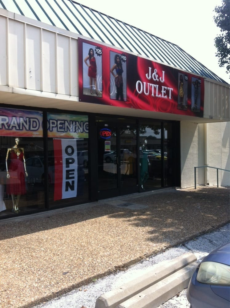 J & J Outlet: 3164 W Parker Rd, Plano, TX