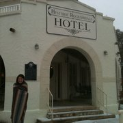 Photo Of Historic Rocksprings Hotel Tx United States