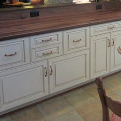 Photo Of The Kitchen Works Fredericksburg Va United States White Cabinets W