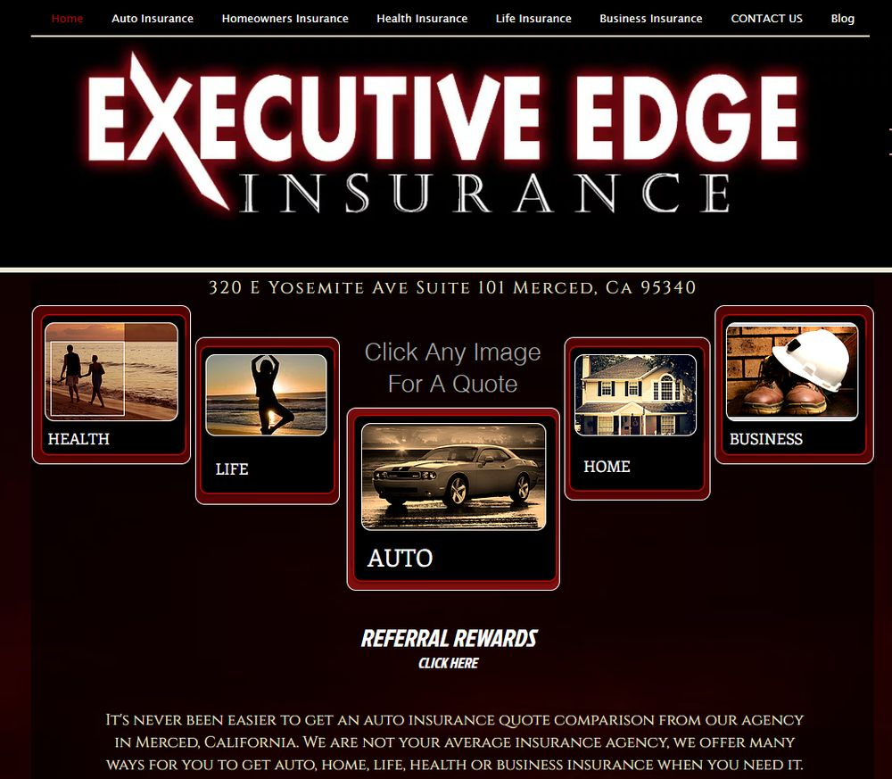 Executive Edge Insurance Services: 320 E Yosemite Ave, Merced, CA