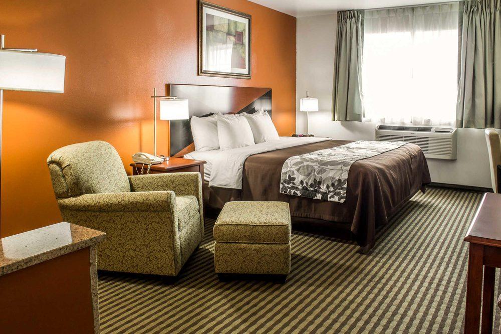 Sleep Inn: 485  Madison Ave North, North Liberty, IA