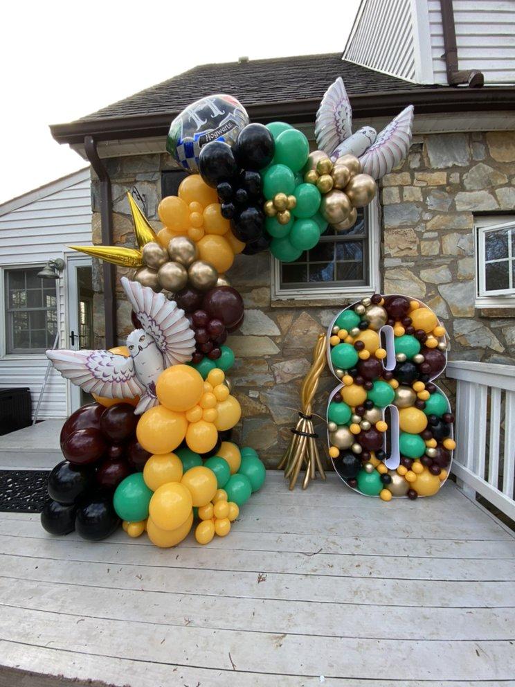 Luxy Balloons: Sterling, VA