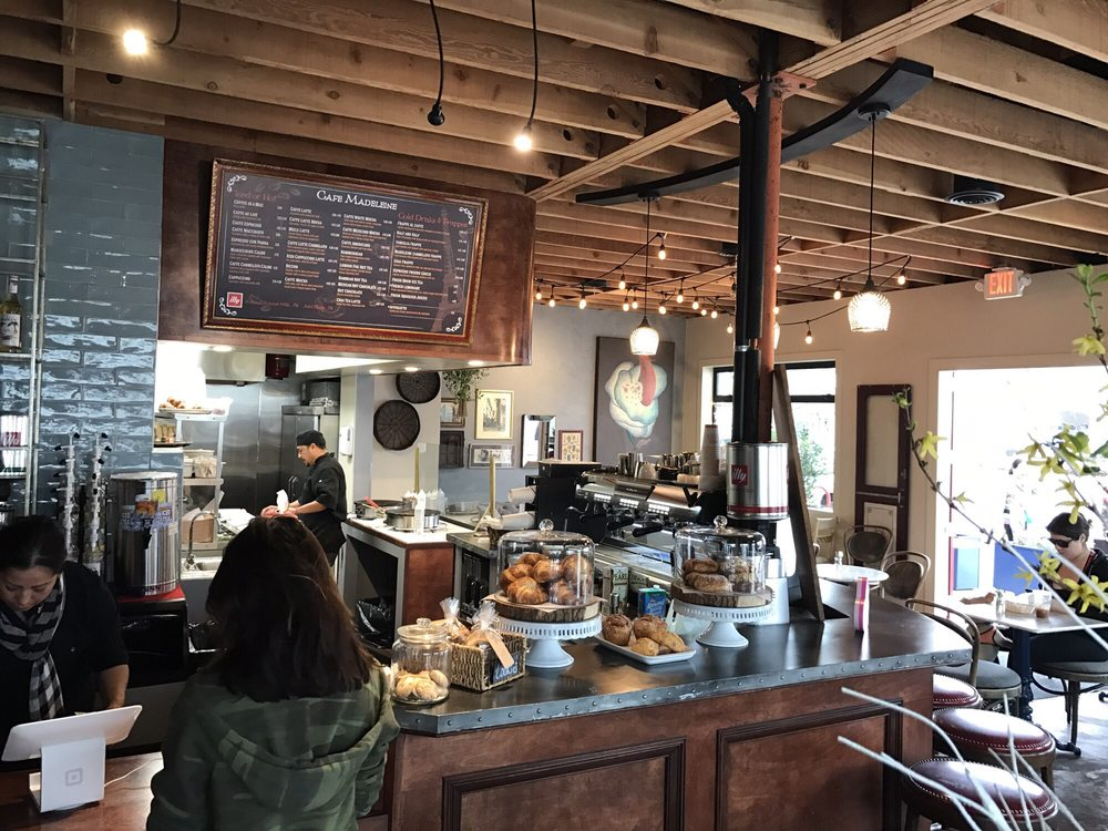 Madeleine Cafe San Diego