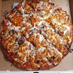 Santa Lucia Pizza Pizza 1847 Queens Avenue Brandon Mb Kanada